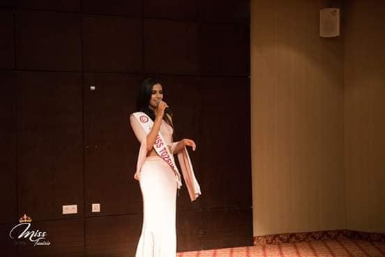 Miss Tunisia 2019 is Sabrine Khalifa Mansour  51155610