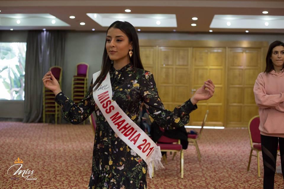 Miss Tunisia 2019 is Sabrine Khalifa Mansour  51199710
