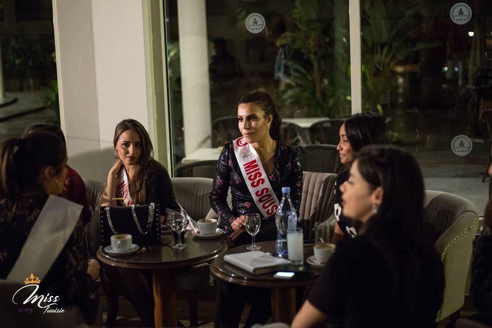 Miss Tunisia 2019 is Sabrine Khalifa Mansour  51202910