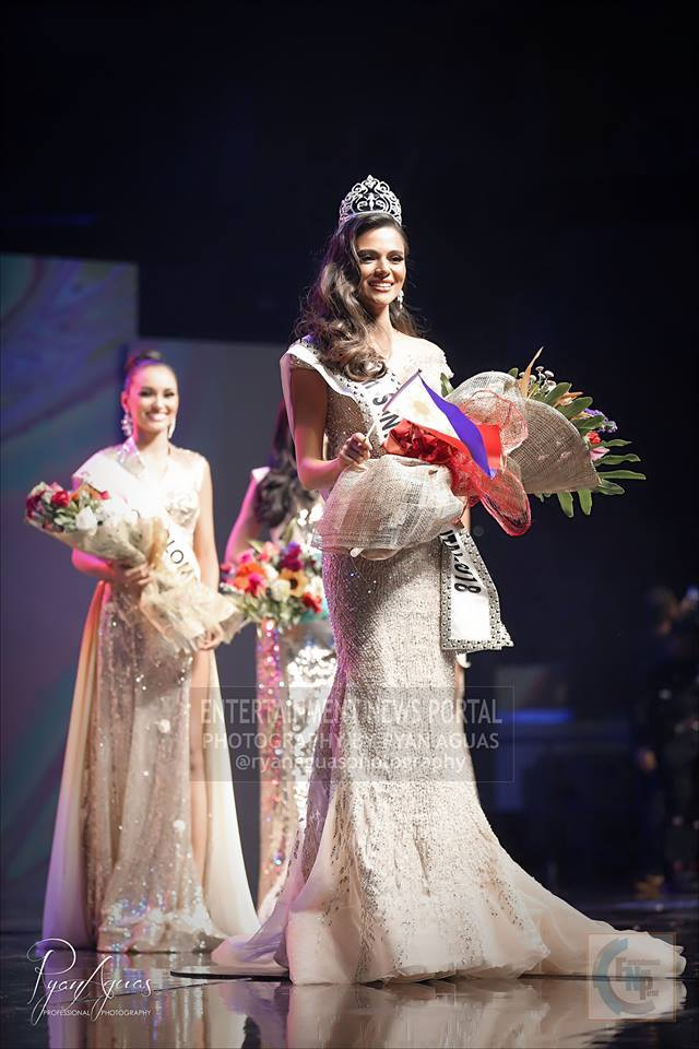 ***The Official Thread of Miss Intercontinental 2018- Karen Gallman from Philippines*** - Page 2 51211912