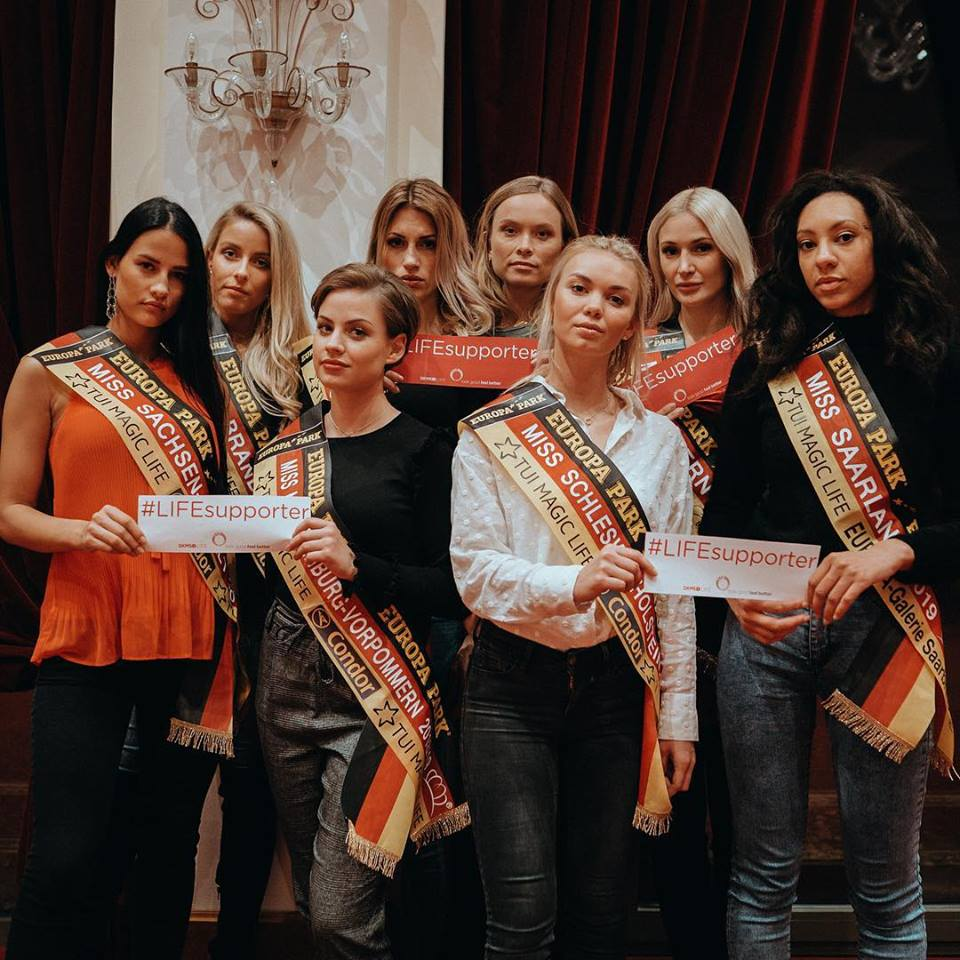 MISS GERMANY 2019 is Nadine Berneis 51251511
