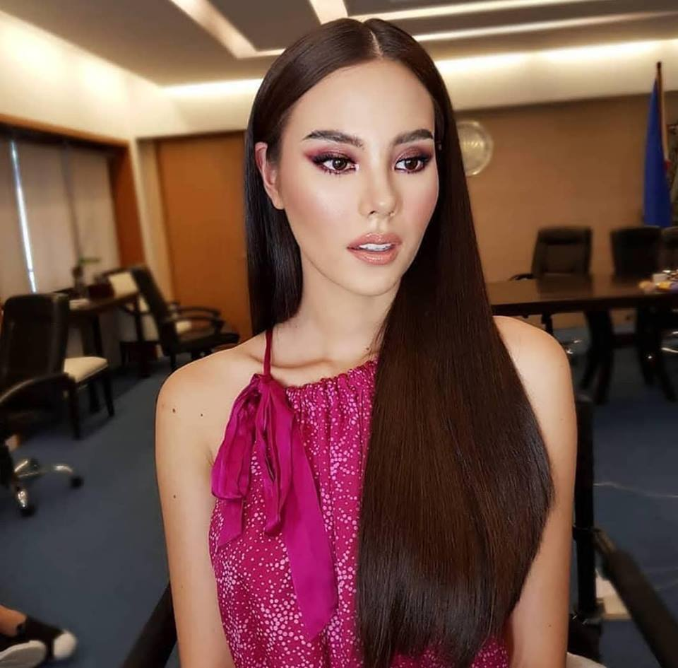 ♔ The Official Thread of MISS UNIVERSE® 2018 Catriona Gray of Philippines ♔ - Page 7 51322610