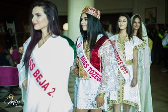 Miss Tunisia 2019 is Sabrine Khalifa Mansour  51323310