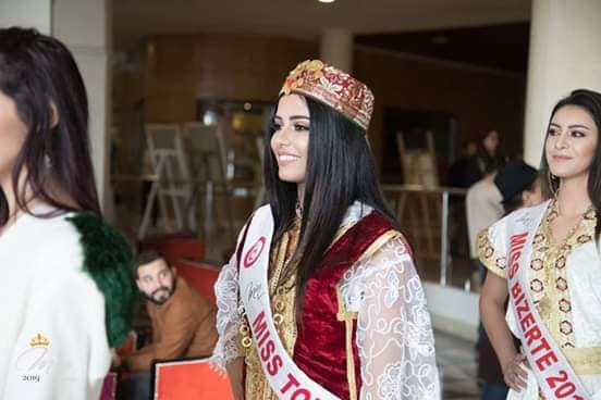 Miss Tunisia 2019 is Sabrine Khalifa Mansour  51341510