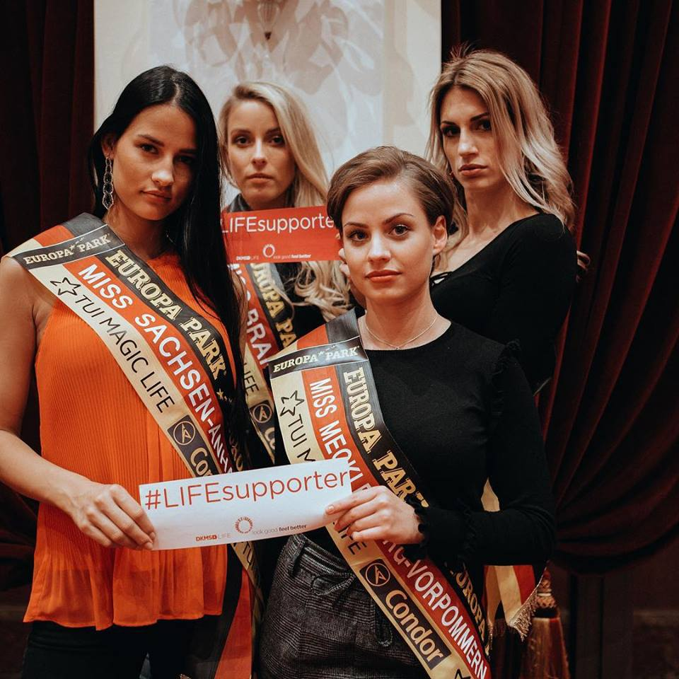 MISS GERMANY 2019 is Nadine Berneis 51359011