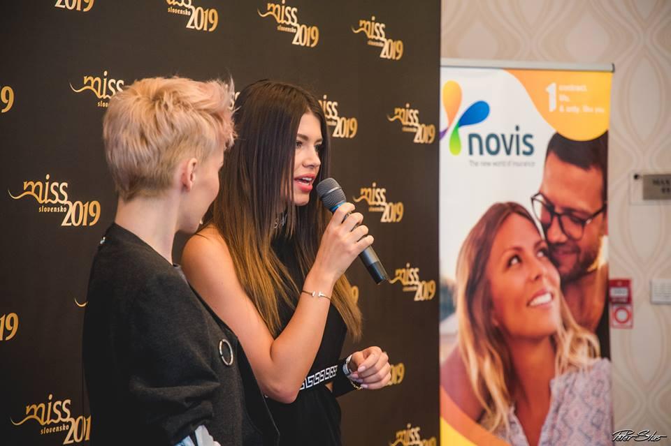 Miss Slovensko 2019 is Frederika Kurtulikova 51377710