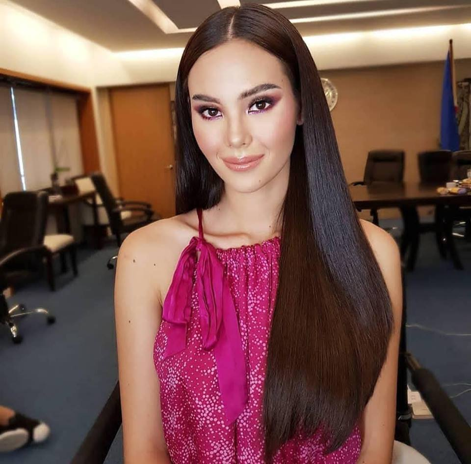 ♔ The Official Thread of MISS UNIVERSE® 2018 Catriona Gray of Philippines ♔ - Page 7 51431010