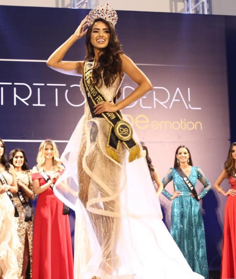 ROAD TO MISS BRAZIL 2019 is MINAS GERAIS 51443410