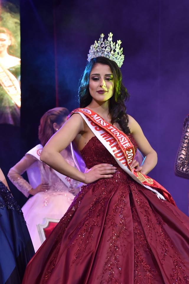 Miss Tunisia 2019 is Sabrine Khalifa Mansour  51450611