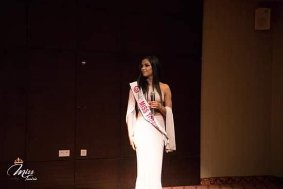 Miss Tunisia 2019 is Sabrine Khalifa Mansour  51495610