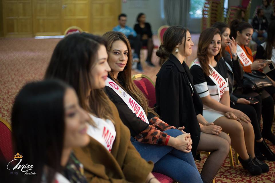 Miss Tunisia 2019 is Sabrine Khalifa Mansour  51604610