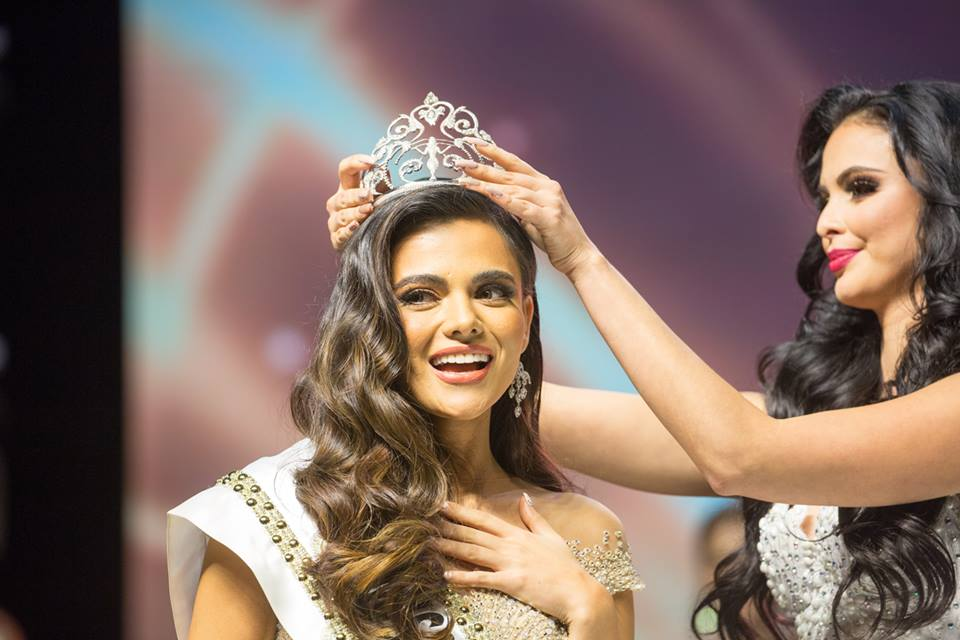 ***The Official Thread of Miss Intercontinental 2018- Karen Gallman from Philippines*** - Page 2 51797810
