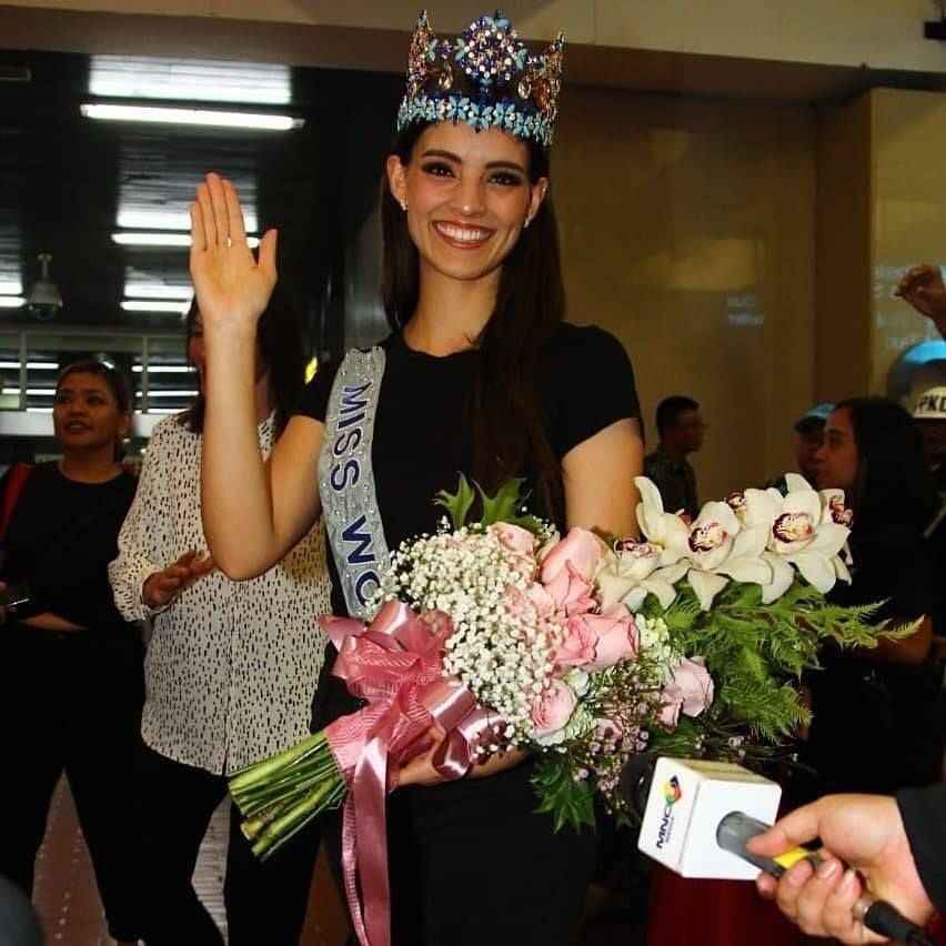 Official Thread of Miss World 2018 ® Vanessa Ponce De León - MEXICO - Page 3 51927910