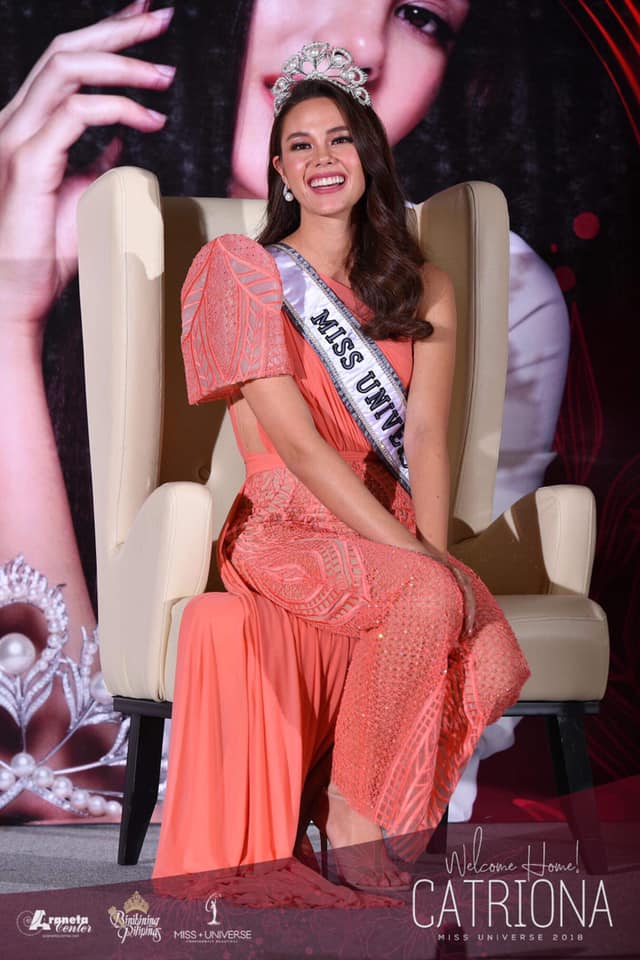 ♔ The Official Thread of MISS UNIVERSE® 2018 Catriona Gray of Philippines ♔ - Page 9 51993412