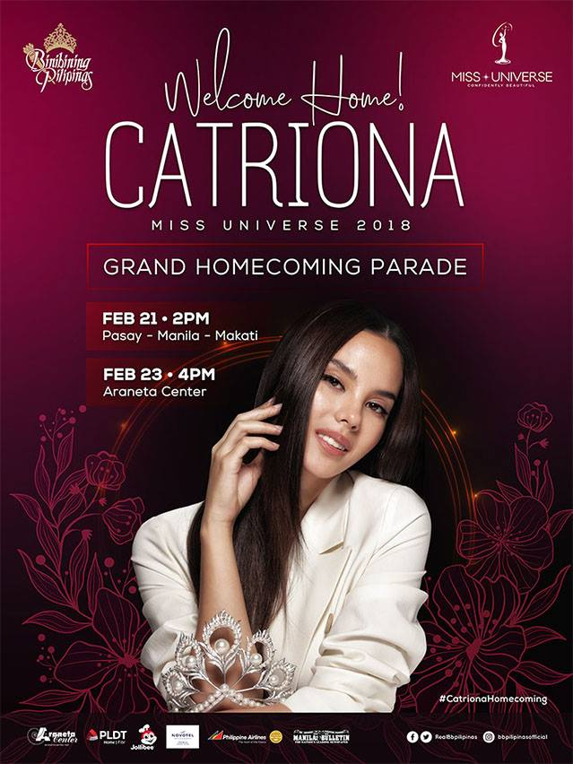♔ The Official Thread of MISS UNIVERSE® 2018 Catriona Gray of Philippines ♔ - Page 9 52029310