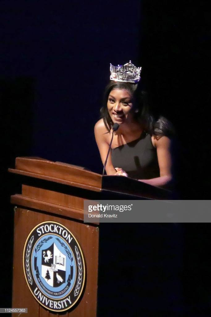 Miss America 2019 Nia Franklin 52258510
