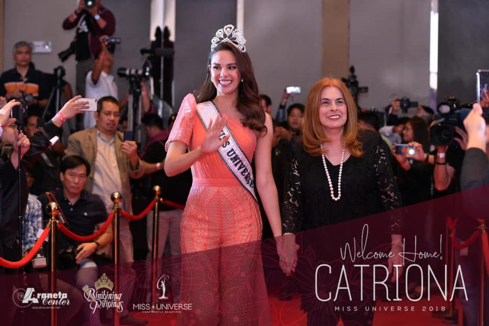♔ The Official Thread of MISS UNIVERSE® 2018 Catriona Gray of Philippines ♔ - Page 9 52274813