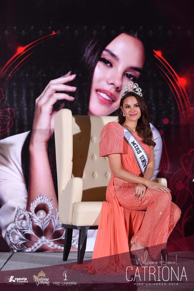 ♔ The Official Thread of MISS UNIVERSE® 2018 Catriona Gray of Philippines ♔ - Page 9 52332911