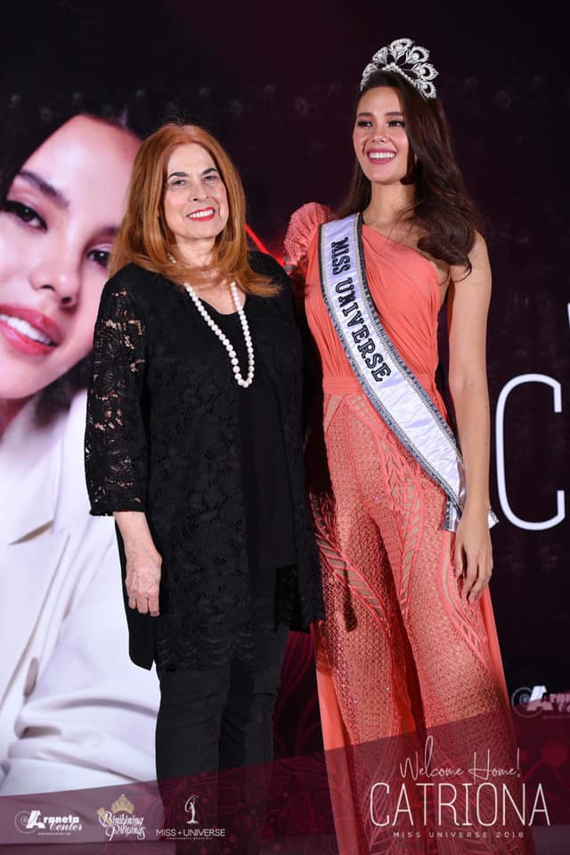 ♔ The Official Thread of MISS UNIVERSE® 2018 Catriona Gray of Philippines ♔ - Page 9 52344312