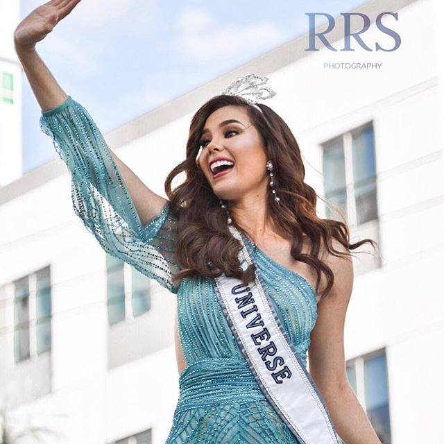 ♔ The Official Thread of MISS UNIVERSE® 2018 Catriona Gray of Philippines ♔ - Page 12 52348515