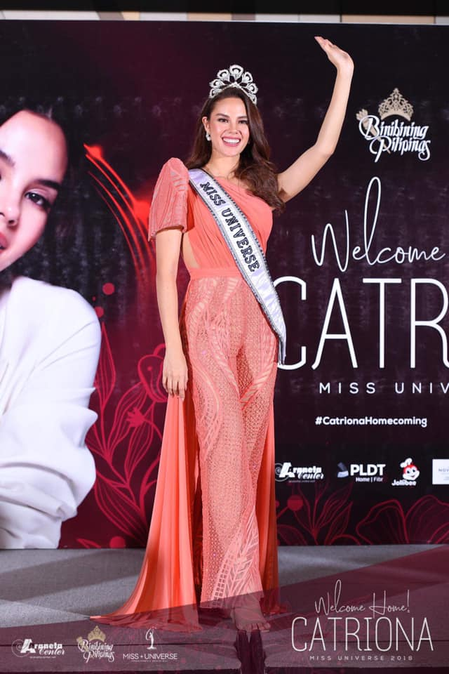 ♔ The Official Thread of MISS UNIVERSE® 2018 Catriona Gray of Philippines ♔ - Page 9 52351511