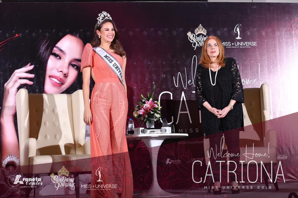 ♔ The Official Thread of MISS UNIVERSE® 2018 Catriona Gray of Philippines ♔ - Page 9 52402610