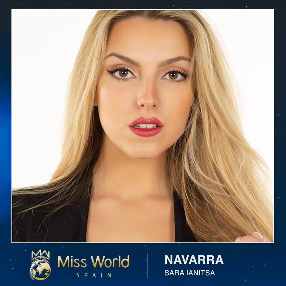Road to MISS WORLD SPAIN 2019 52407113