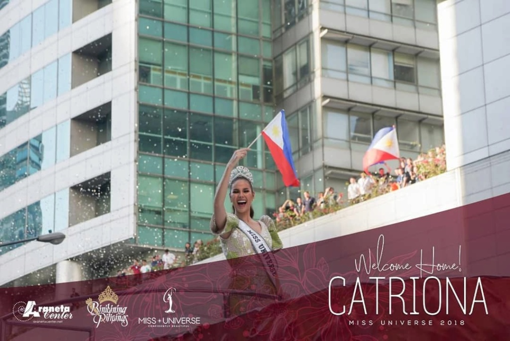♔ The Official Thread of MISS UNIVERSE® 2018 Catriona Gray of Philippines ♔ - Page 10 52410410