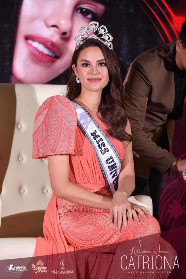 ♔ The Official Thread of MISS UNIVERSE® 2018 Catriona Gray of Philippines ♔ - Page 9 52422211