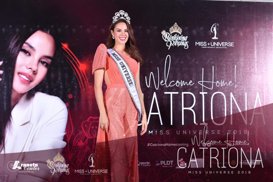 ♔ The Official Thread of MISS UNIVERSE® 2018 Catriona Gray of Philippines ♔ - Page 9 52592611