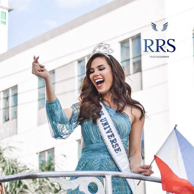 ♔ The Official Thread of MISS UNIVERSE® 2018 Catriona Gray of Philippines ♔ - Page 12 52596412