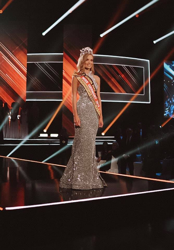 MISS GERMANY 2019 is Nadine Berneis 52597911