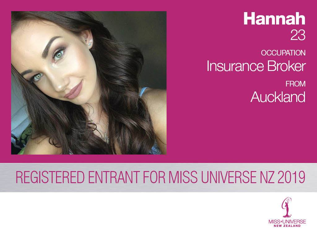 Road to MISS UNIVERSE NEW ZEALAND 2019 52601912