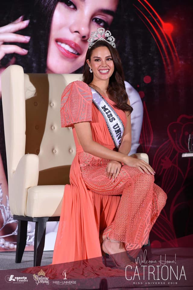 ♔ The Official Thread of MISS UNIVERSE® 2018 Catriona Gray of Philippines ♔ - Page 9 52602710