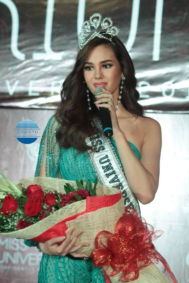 ♔ The Official Thread of MISS UNIVERSE® 2018 Catriona Gray of Philippines ♔ - Page 12 52653311