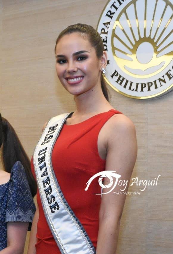 ♔ The Official Thread of MISS UNIVERSE® 2018 Catriona Gray of Philippines ♔ - Page 12 52712910