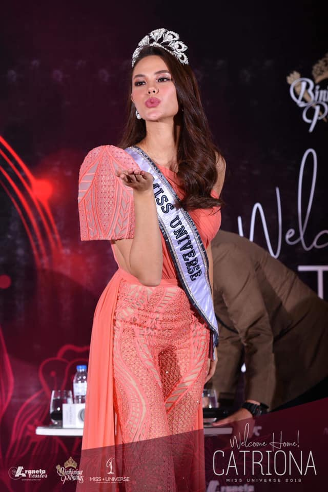 ♔ The Official Thread of MISS UNIVERSE® 2018 Catriona Gray of Philippines ♔ - Page 9 52717010