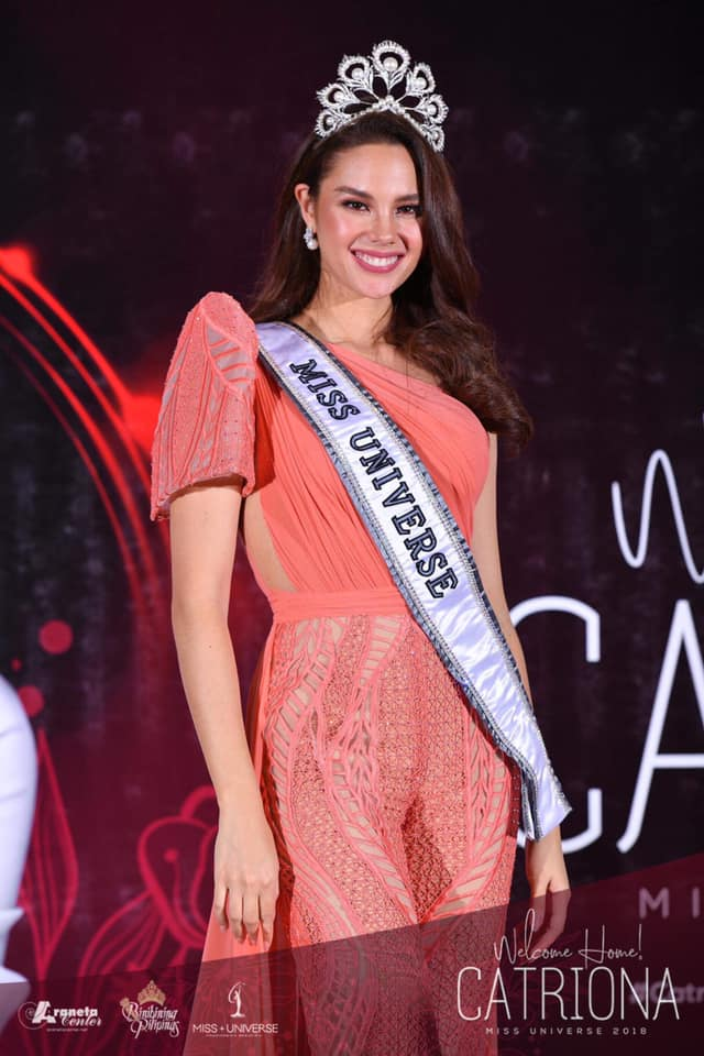 ♔ The Official Thread of MISS UNIVERSE® 2018 Catriona Gray of Philippines ♔ - Page 9 52720910
