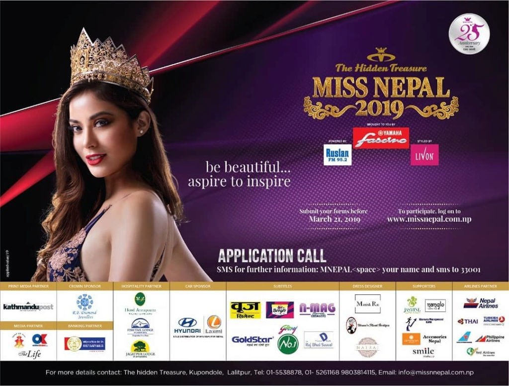 Road to MISS NEPAL 2019 52739710