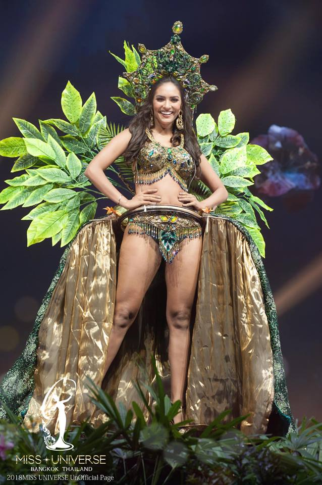 Miss Universe 2018 @ NATIONAL COSTUMES - Photos and video added - Page 6 5274