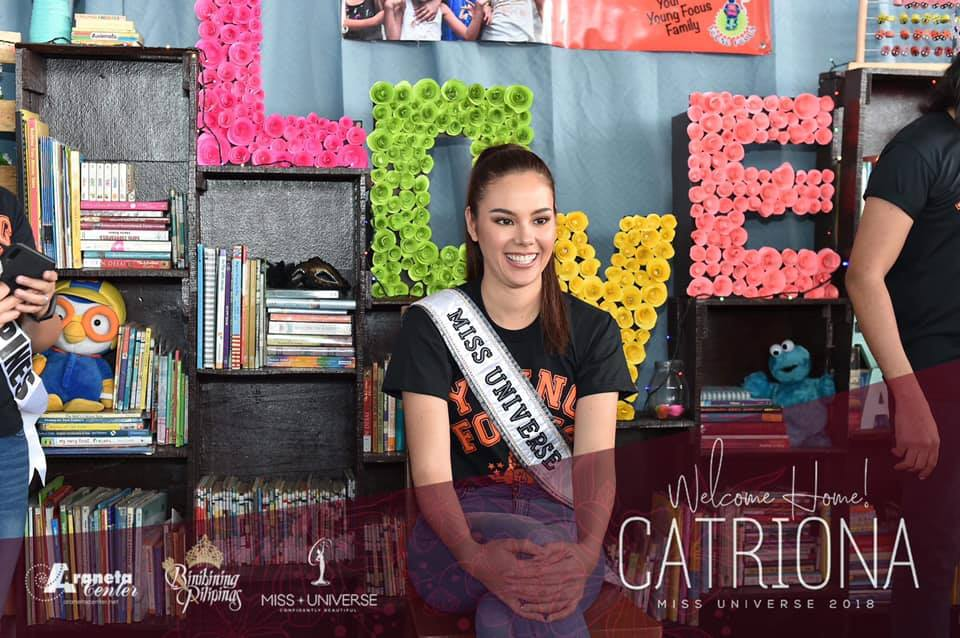 ♔ The Official Thread of MISS UNIVERSE® 2018 Catriona Gray of Philippines ♔ - Page 11 52775010