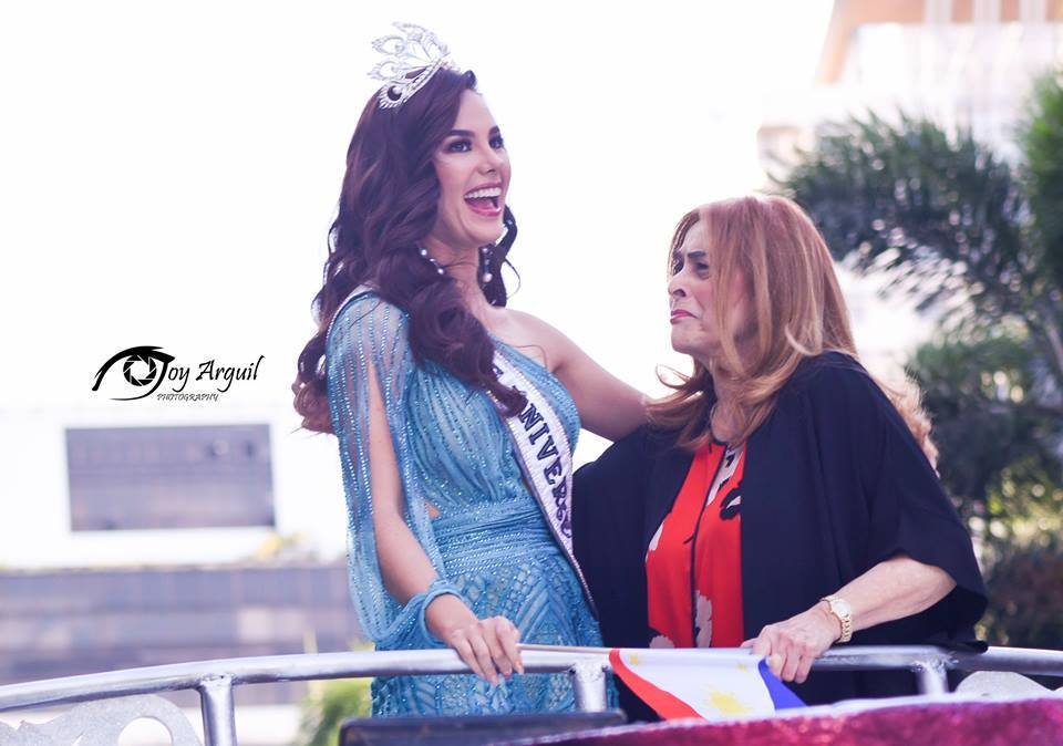 ♔ The Official Thread of MISS UNIVERSE® 2018 Catriona Gray of Philippines ♔ - Page 12 52778810