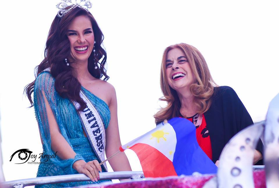 ♔ The Official Thread of MISS UNIVERSE® 2018 Catriona Gray of Philippines ♔ - Page 12 52788310