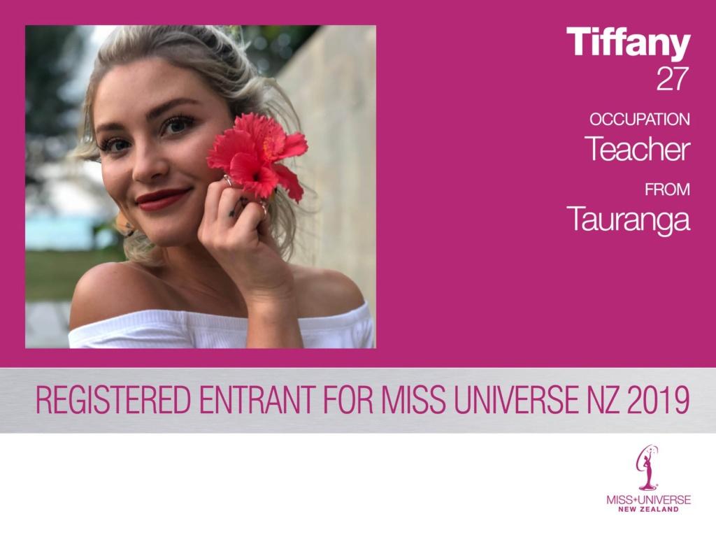 Road to MISS UNIVERSE NEW ZEALAND 2019 52803612
