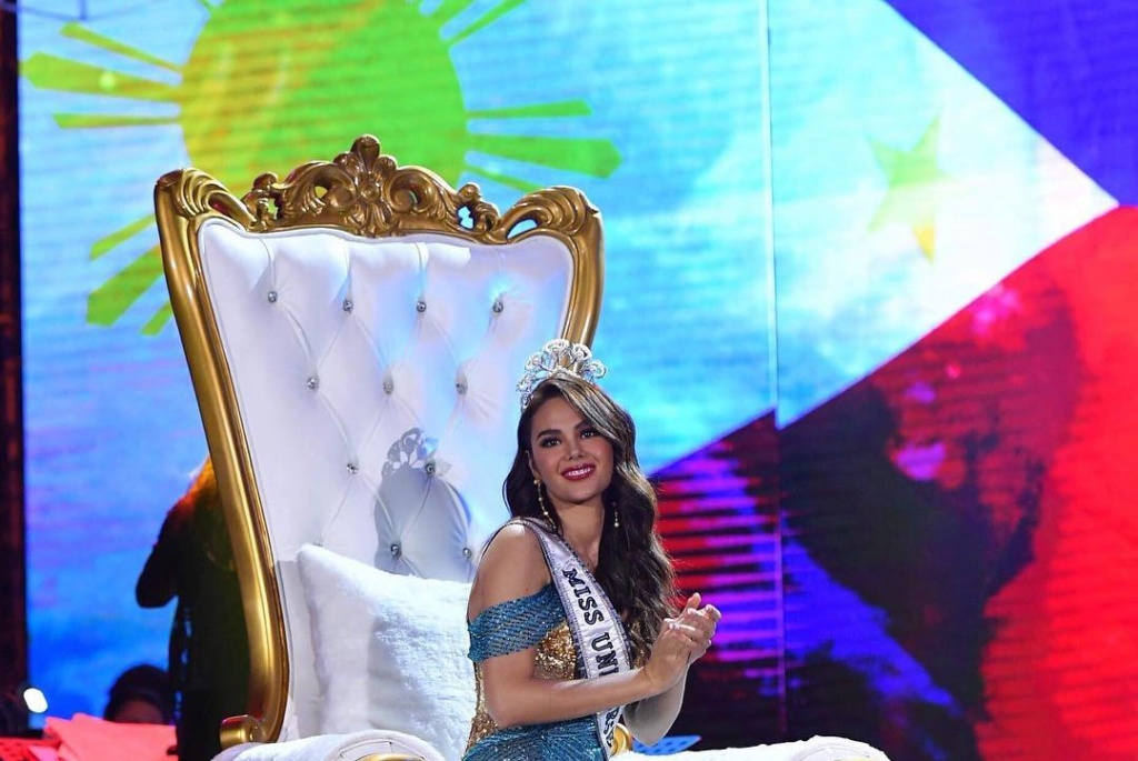 ♔ The Official Thread of MISS UNIVERSE® 2018 Catriona Gray of Philippines ♔ - Page 12 52806510