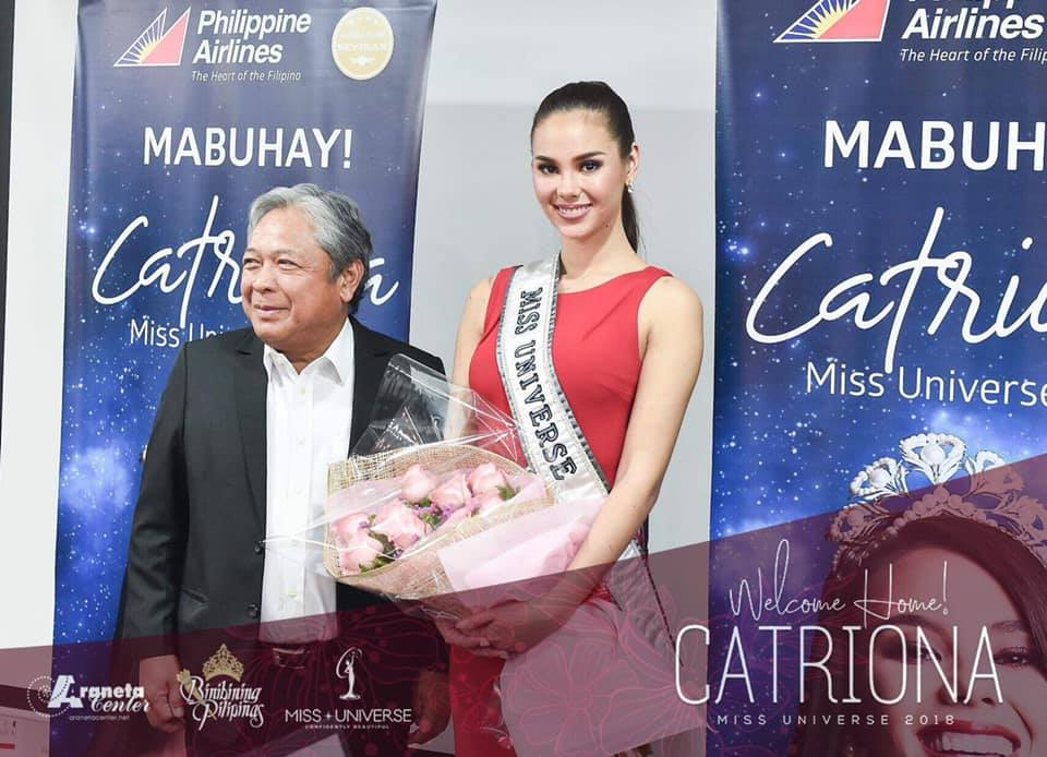 ♔ The Official Thread of MISS UNIVERSE® 2018 Catriona Gray of Philippines ♔ - Page 11 52813710