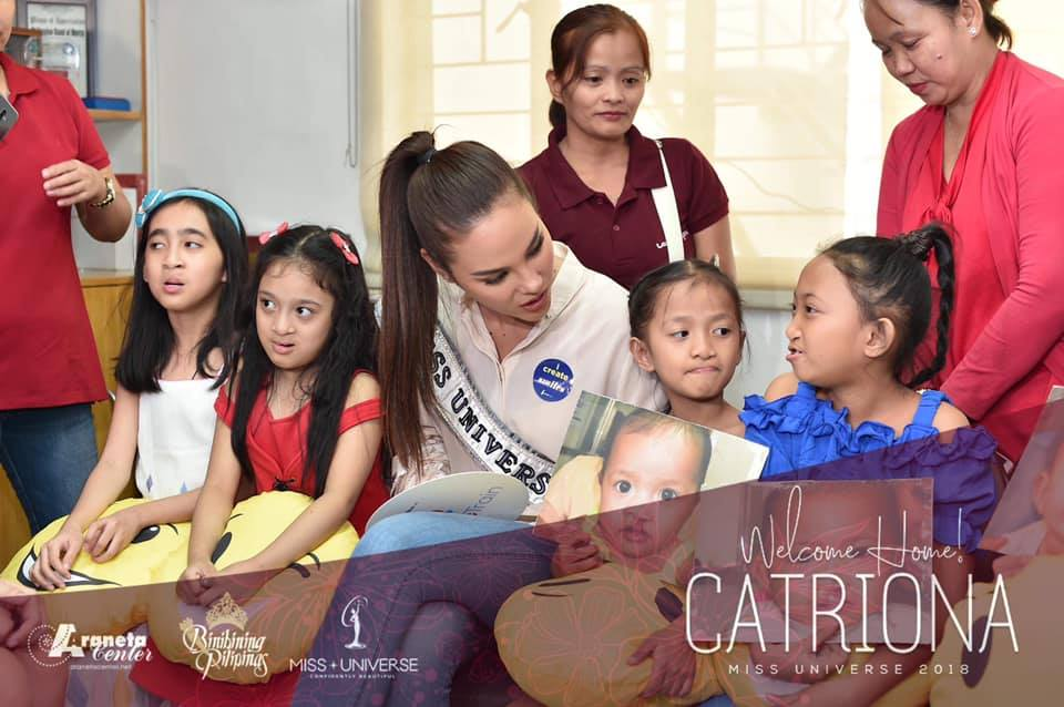 ♔ The Official Thread of MISS UNIVERSE® 2018 Catriona Gray of Philippines ♔ - Page 11 52819911