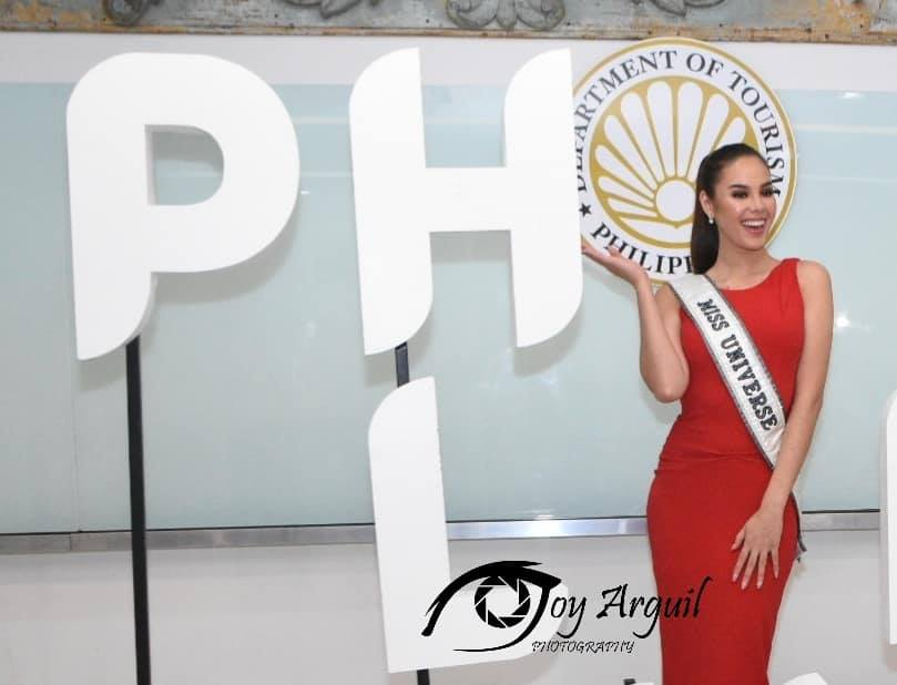 ♔ The Official Thread of MISS UNIVERSE® 2018 Catriona Gray of Philippines ♔ - Page 12 52845310