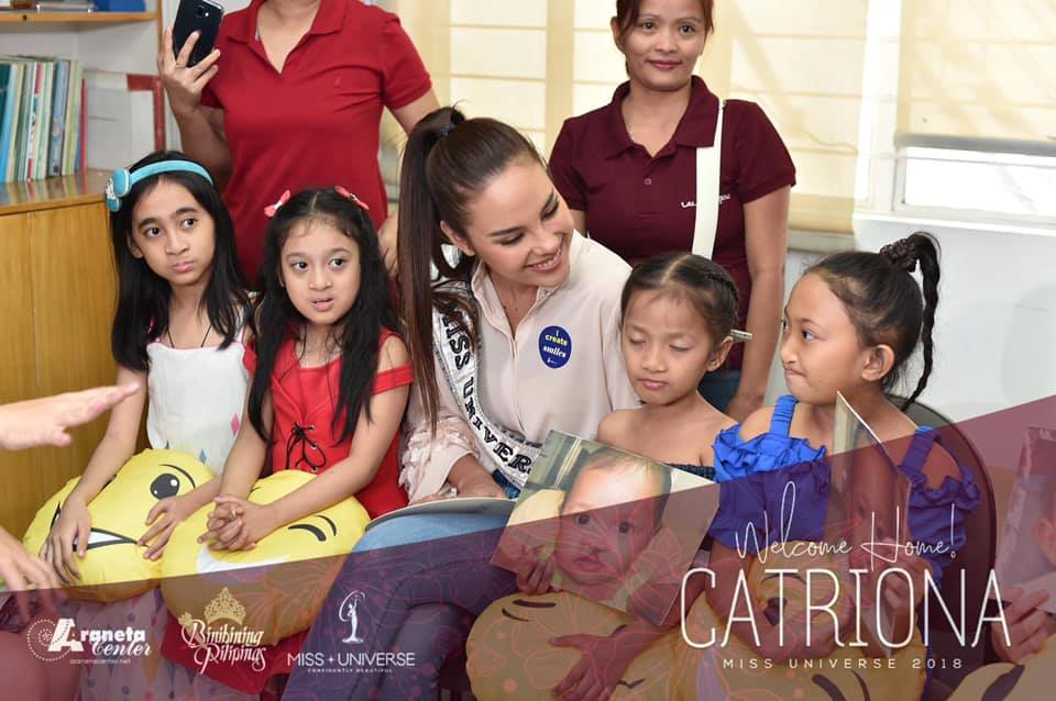♔ The Official Thread of MISS UNIVERSE® 2018 Catriona Gray of Philippines ♔ - Page 11 52857110