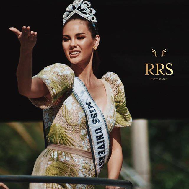 ♔ The Official Thread of MISS UNIVERSE® 2018 Catriona Gray of Philippines ♔ - Page 12 52868211